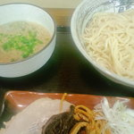 麺屋 八頭龍 - 鶏和牛つけ麺