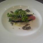 46891132 - 前菜、鰆のマリネ