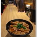 炙り焼 豚壱 - 豚丼(並)680円
