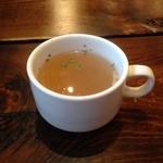 ルサルカ - セットのスープ^^