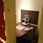 小樽食堂 - 2人用個室