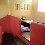 小樽食堂 - グループ席