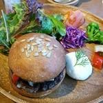 46895336 - 2016年 ハンバーガーセット