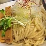 Kyoutsukementsurukame - 麺アップ