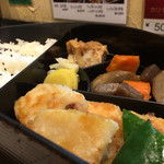 46897717 - 焼き魚和食膳900円