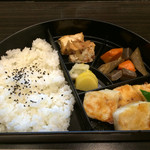 立ち呑み屋 サラサ - 焼き魚和食膳900円