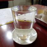 徳多郎 - 「日本酒(熱燗)」大関です。