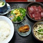 松新 - 料理写真:焼肉ランチ(税込980円) 1番人気!!平日11時~14時
