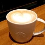 スターバックスコーヒー フレンテ南大沢店 - スターバックスラテ ショートサイズ