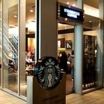 スターバックスコーヒー フレンテ南大沢店 - 店入口(表通り側)