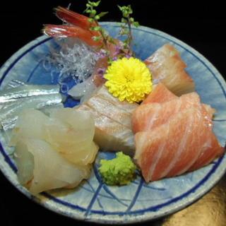◆こだわりその2新鮮な魚介・刺身盛り合わせ