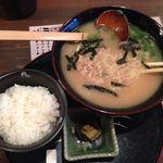 46901927 - ランチパスポート奈良 vol.7の鶏白湯ラーメン