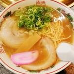 焼肉吉野 - 料理写真:中華そば