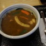 クアテルメ宝泉坊 レストラン - 料理写真:スープカレー