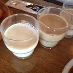 マザーズキッチン - 牛乳&コーヒー牛乳