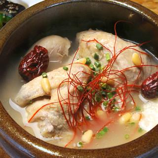 健康、美容に注目を集めている本場韓国料理を新宿で!