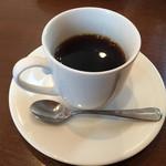 TRATTORIA NONNO - B・Cランチ/ホットコーヒー