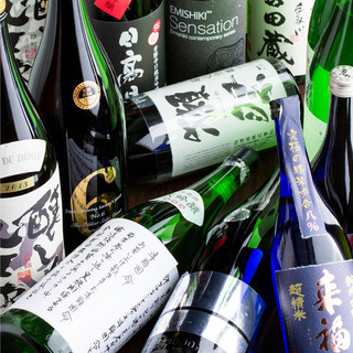 獺祭、田酒等プレミアム日本酒あります!要チェック!
