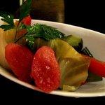 4693218 - 野菜のピクルス