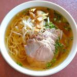 桃妃 - 料理写真:又焼湯麺