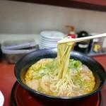 ラーメン京龍 - 麺リフト