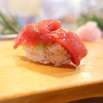 大和寿司 - 漬けマグロ