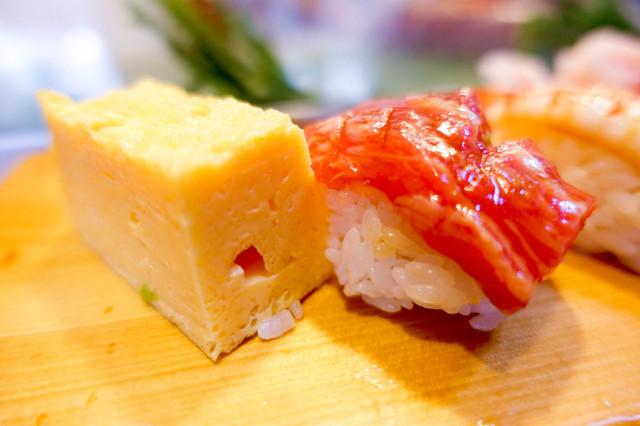 大和寿司 - 玉子と中トロ・