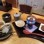 46939985 - <ランチ>ホットコーヒーとデザート