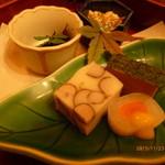 46941242 - ミニ懐石 前菜