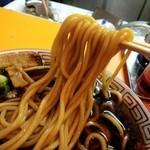 中華そば 麺屋7.5Hz - 麺リフト