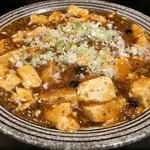 けいらく - 料理写真:四川風マーボー豆腐
