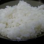 食堂 伊賀 - ご飯 2016.1
