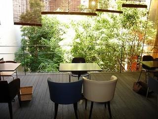 グリーンハウスシルバ - 3階テラス席