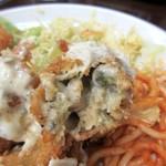 レストラン ベア - 牡蠣~豊満な好食感