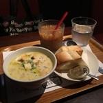 カフェ アロマ - スープセット