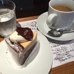 カフェ アロマ - 自家製ケーキ
