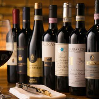 リーズナブルで質の高いワイン・特にフルボディにこだわってます