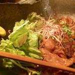 奄美のゆらい処 語久庵 - 『豚ナンコツのとろとろ煮』様(800円)