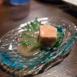 花いちぜん - 豆腐よう 2015.12
