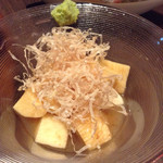 JIS MATSUYAMA - 山芋浅漬け【女性はfood¥1,500まで無料】