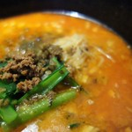46956634 - 汁有り坦々麺