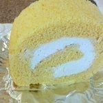 うしゃぎさん - たまごロールケーキ