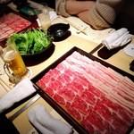 46957151 - お肉とお野菜たち