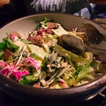 もつ福 - サラダ