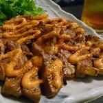 もつ福 - 豚ロース焼き