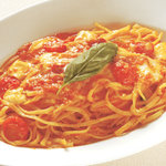 ジーザとローザ - 完熟トマトとモッツァレラ