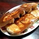 中国料理 金春新館 - 餃子