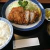 Takamatsu - 料理写真:ロースカツ定食¥1,680