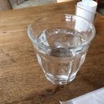 福丸珈琲 - 檸檬水。