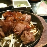 旬鮮台所 Zen - カットステーキ